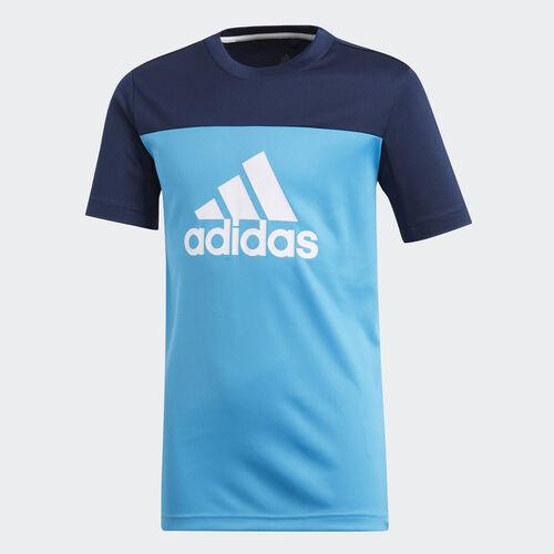 adidas - Equipment Tee Blue /  Collegiate Navy  /  White DV2920