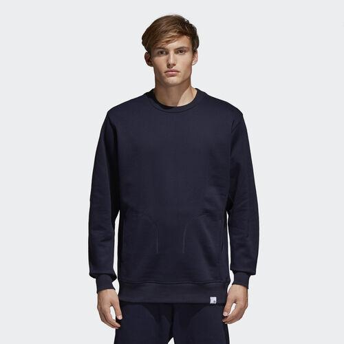 adidas - XBYO Crew Sweatshirt Legend Ink BQ3080