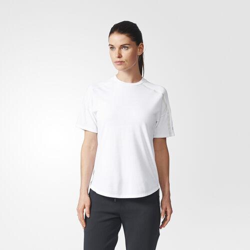 adidas - adidas Z.N.E. Tee White CE9558