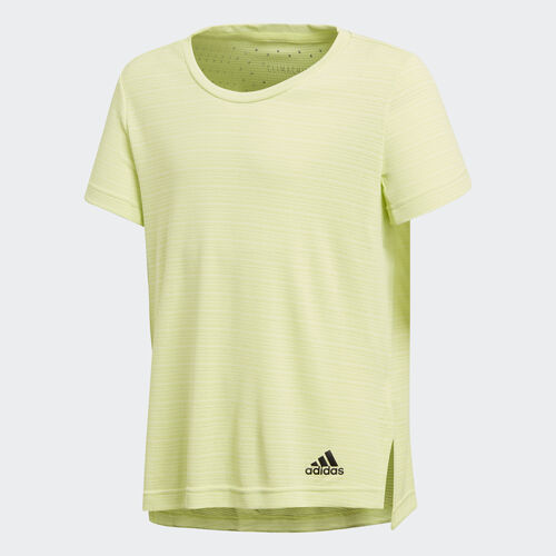 adidas - Training Climachill Tee Semi Frozen Yellow CF7225