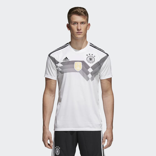 adidas - Germany Home Jersey White/Black BR7843