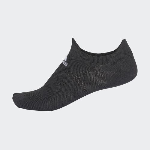 adidas - Alphaskin Ultralight No-Show Socks Black/White CG2678