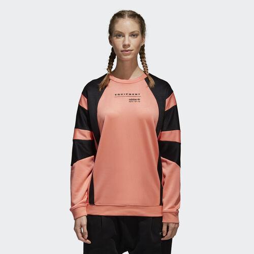adidas - EQT Sweatshirt Chalk Coral CD6868