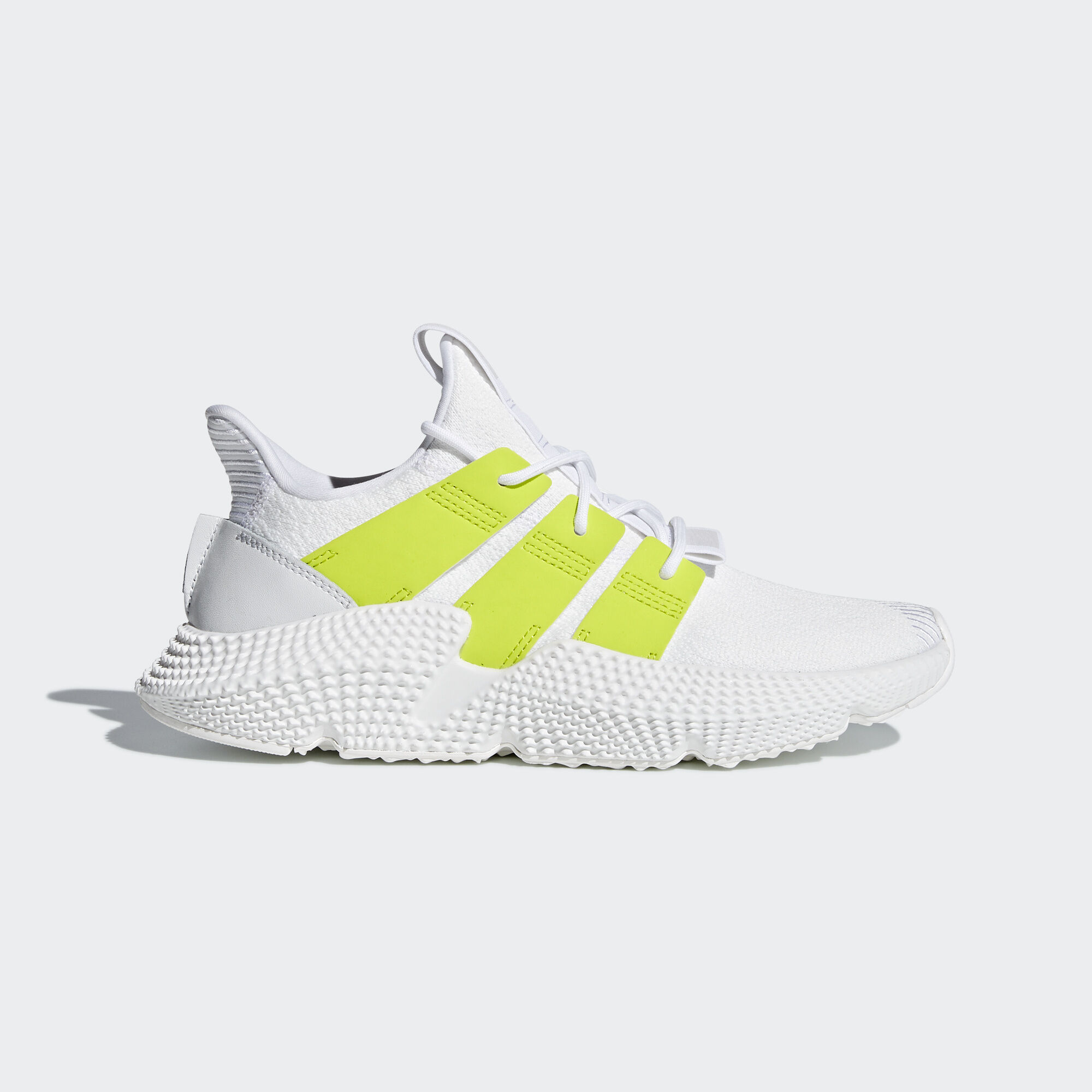 brand new 90ee5 b34d1 adidas - Prophere Shoes Ftwr White   Semi Solar Yellow   Crystal White  B37659