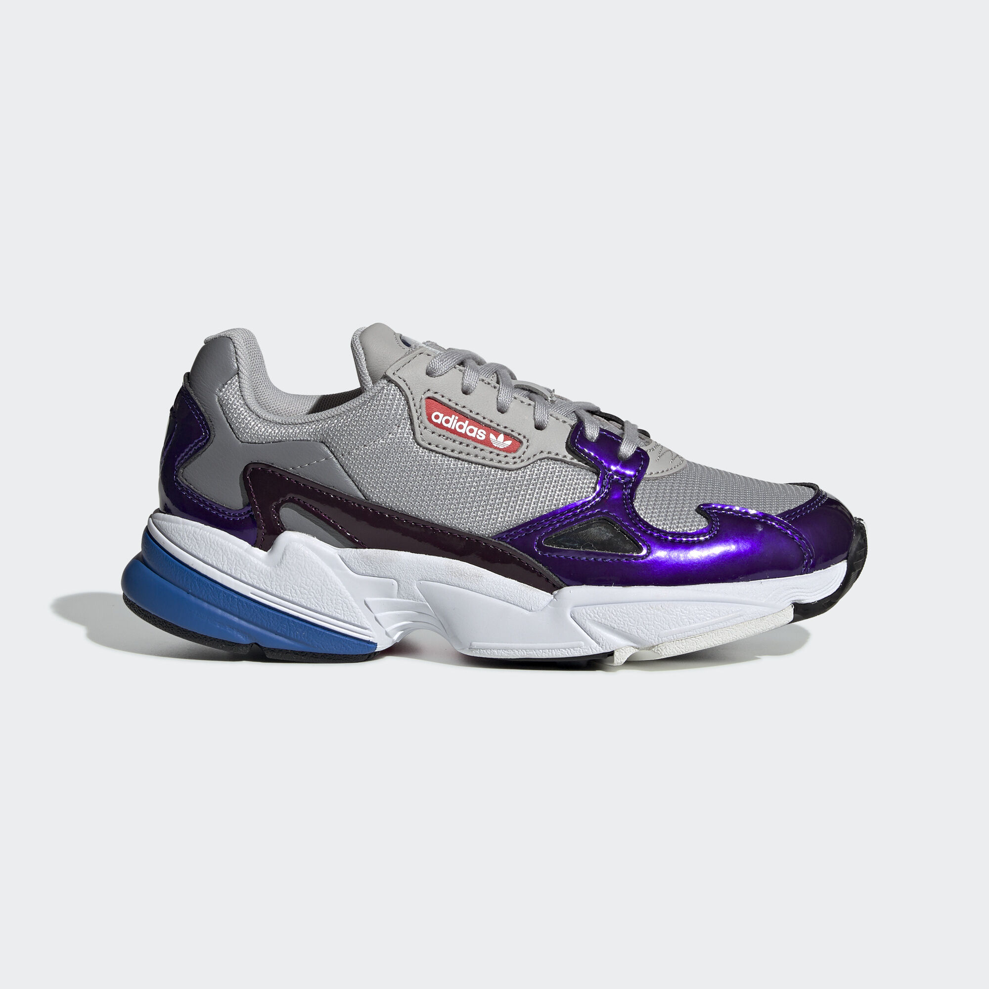 separation shoes 6707b 7b65f adidas - Falcon Shoes Grey Two  Grey Two  Crystal White DB2689