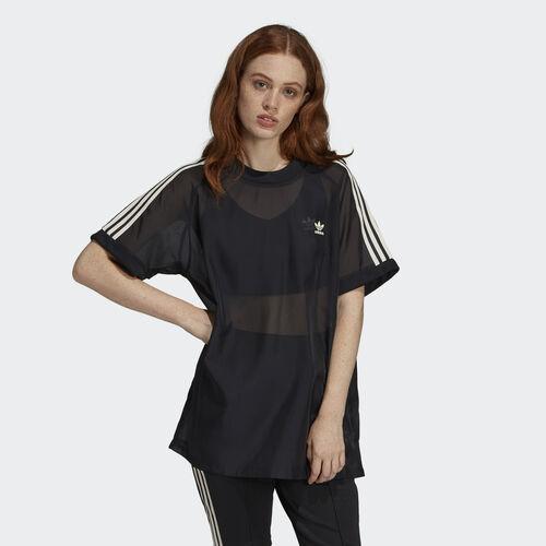 adidas - 3-Stripes Tee Black DU8171