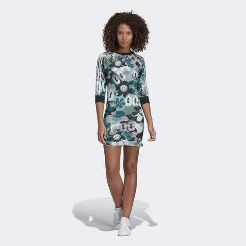 adidas - 3-Stripes Dress Multicolor DV2662