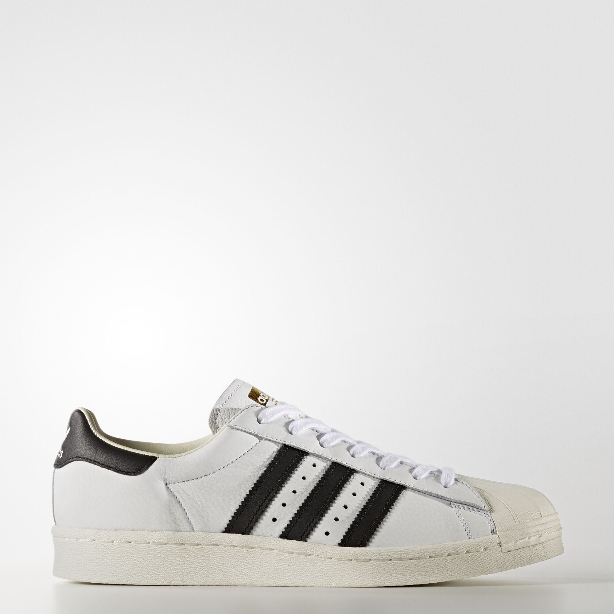 adidas originals superstar boost trainers in white bb0188