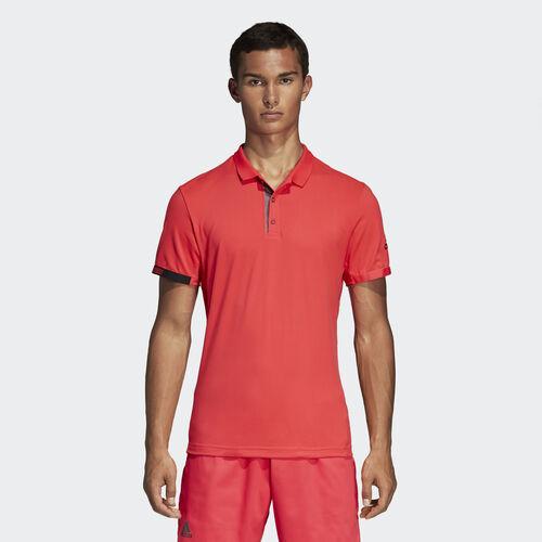 adidas - MatchCode Polo Shirt Shock Red / Night Met. DP0293