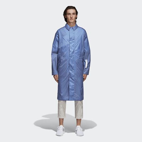 adidas - NMD Long Coach Jacket Trace Royal CE1581