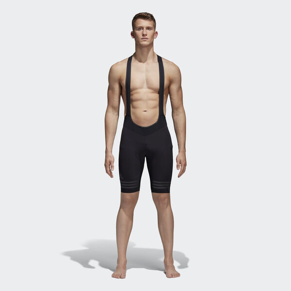adistar Engineered Bib Shorts Μαύρο AZ4761