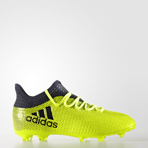 adidas - X 17.1 Firm Ground Boots Solar Yellow/Legend Ink S82297
