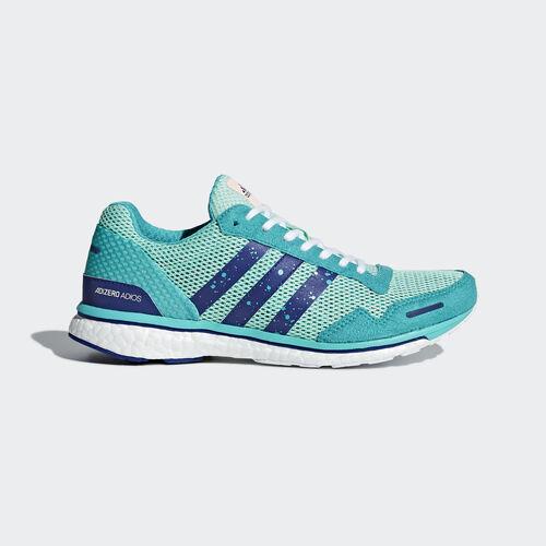 adidas - Adizero Adios 3 Shoes Clear Mint / Mystery Ink / Hi-Res Aqua CM8361