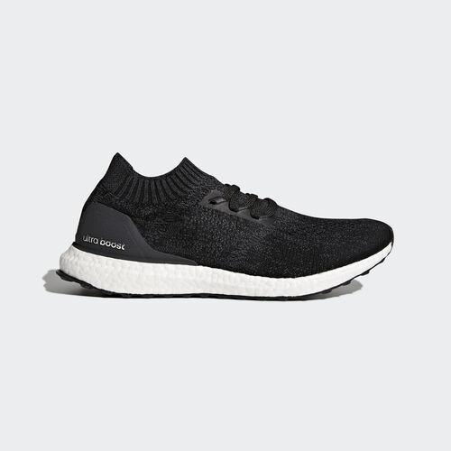 adidas - Ultraboost Uncaged Shoes Carbon/Core Black/Grey Three DA9164
