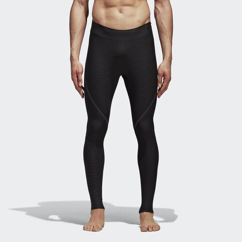adidas - Alphaskin 360 Long Tights Black CF7155