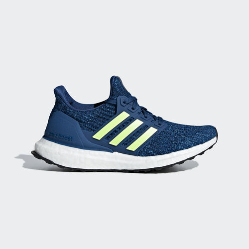 adidas - Ultraboost Shoes Legend Marine / Hi-Res Yellow / Ftwr White F34035