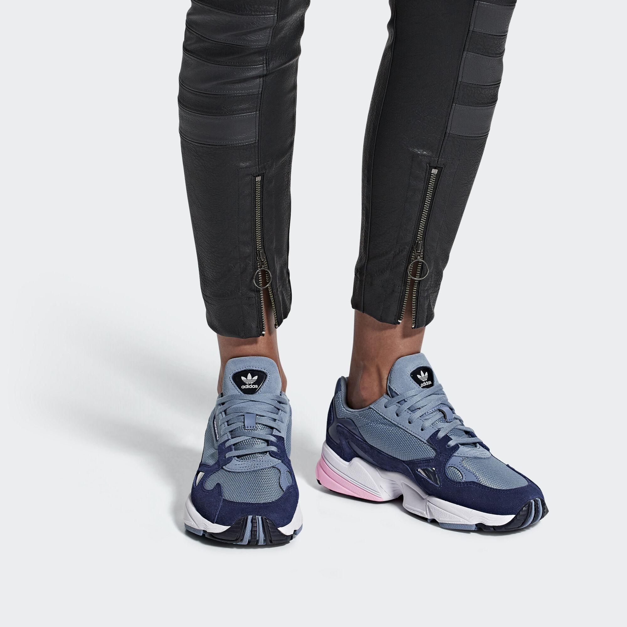 ecdf11f526b adidas Falcon Shoes - Grey