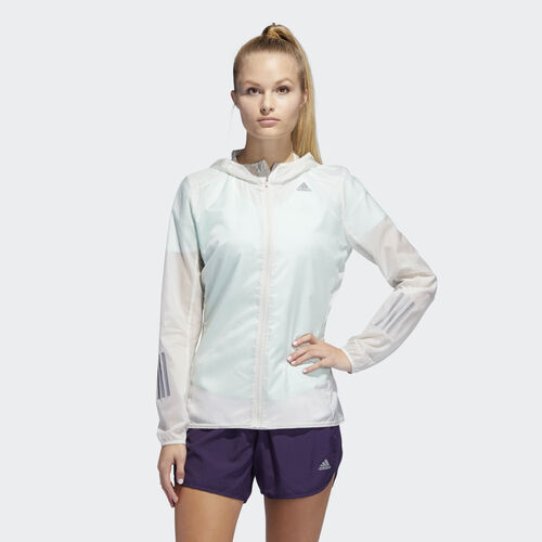 adidas - Response Jacket Raw White DX1526