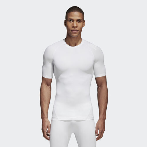 adidas - Alphaskin Tech CLIMACHILL Tee White CD7140