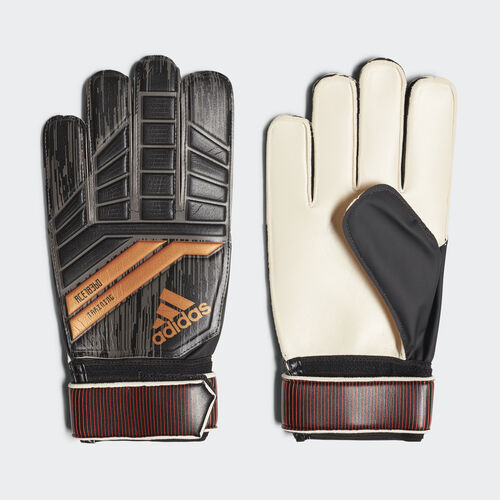 adidas - Predator 18 Training Goalkeeper Gloves Black/Solar Red/Copper Gold CF1364