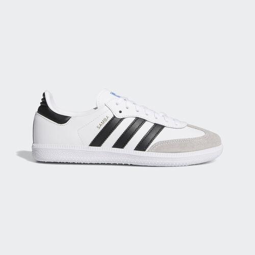 adidas - Samba OG Shoes Ftwr White / Core Black / Crystal White BB6976