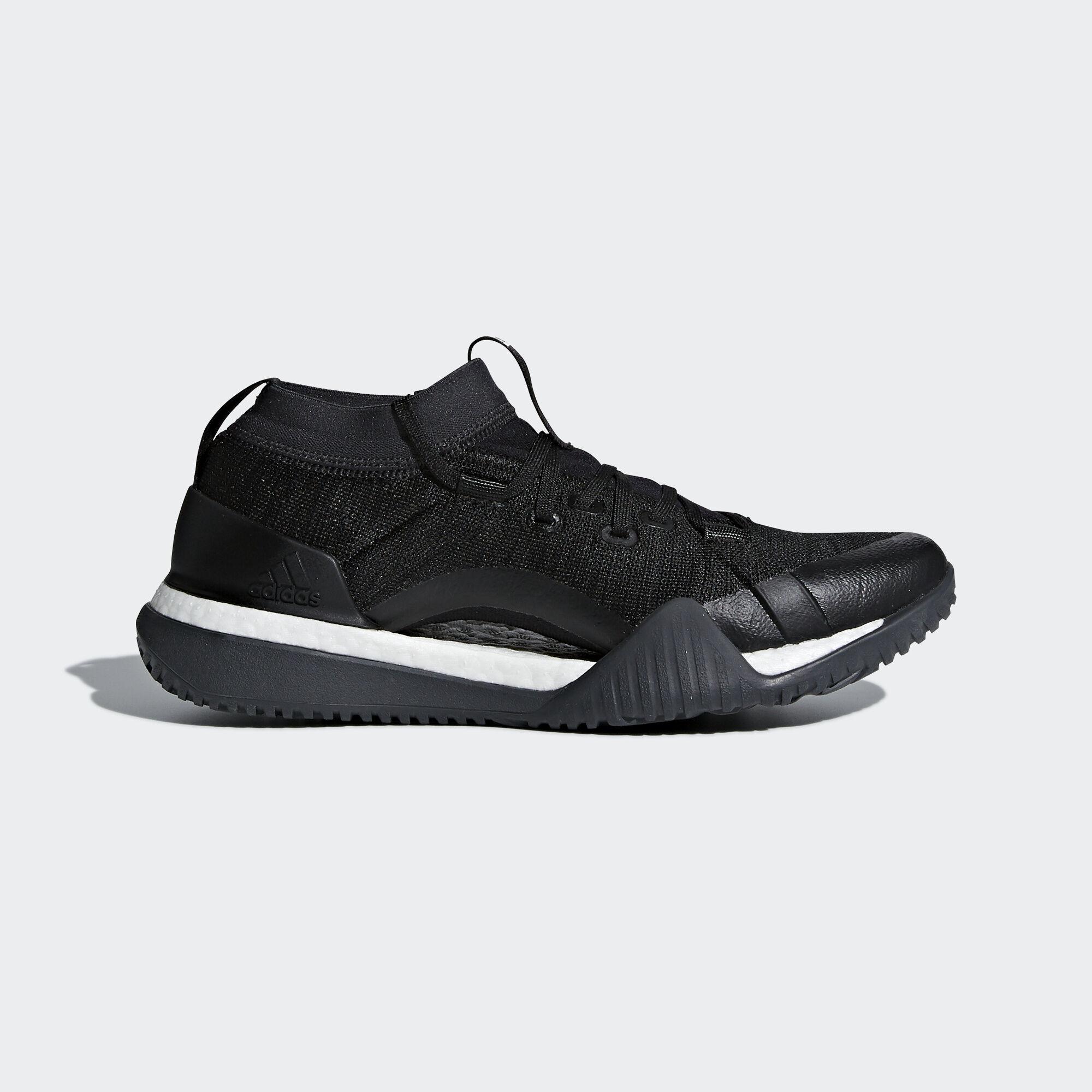 Pureboost X En Noir - Adidas S18 De Carbone d9ntV