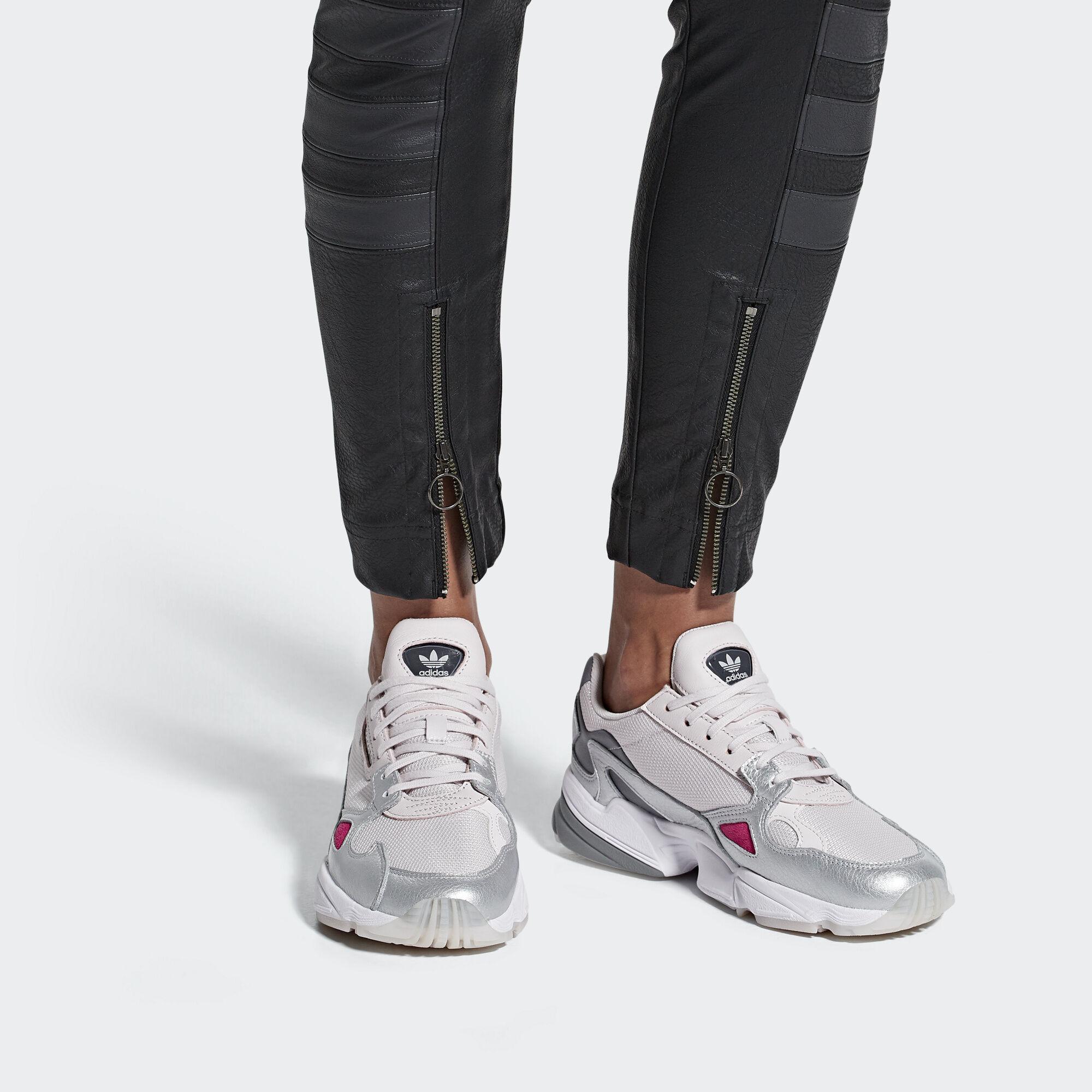 adidas Sapatos Falcon - Rosa  33050c3567669
