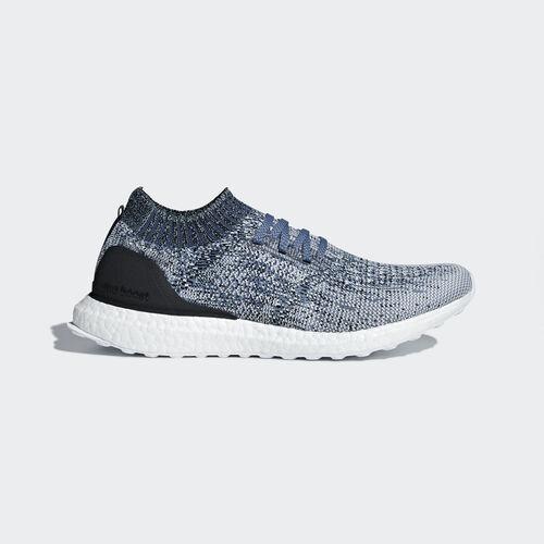 adidas - Ultraboost Uncaged Parley Shoes Raw Grey / Chalk Pearl / Blue Spirit AC7590