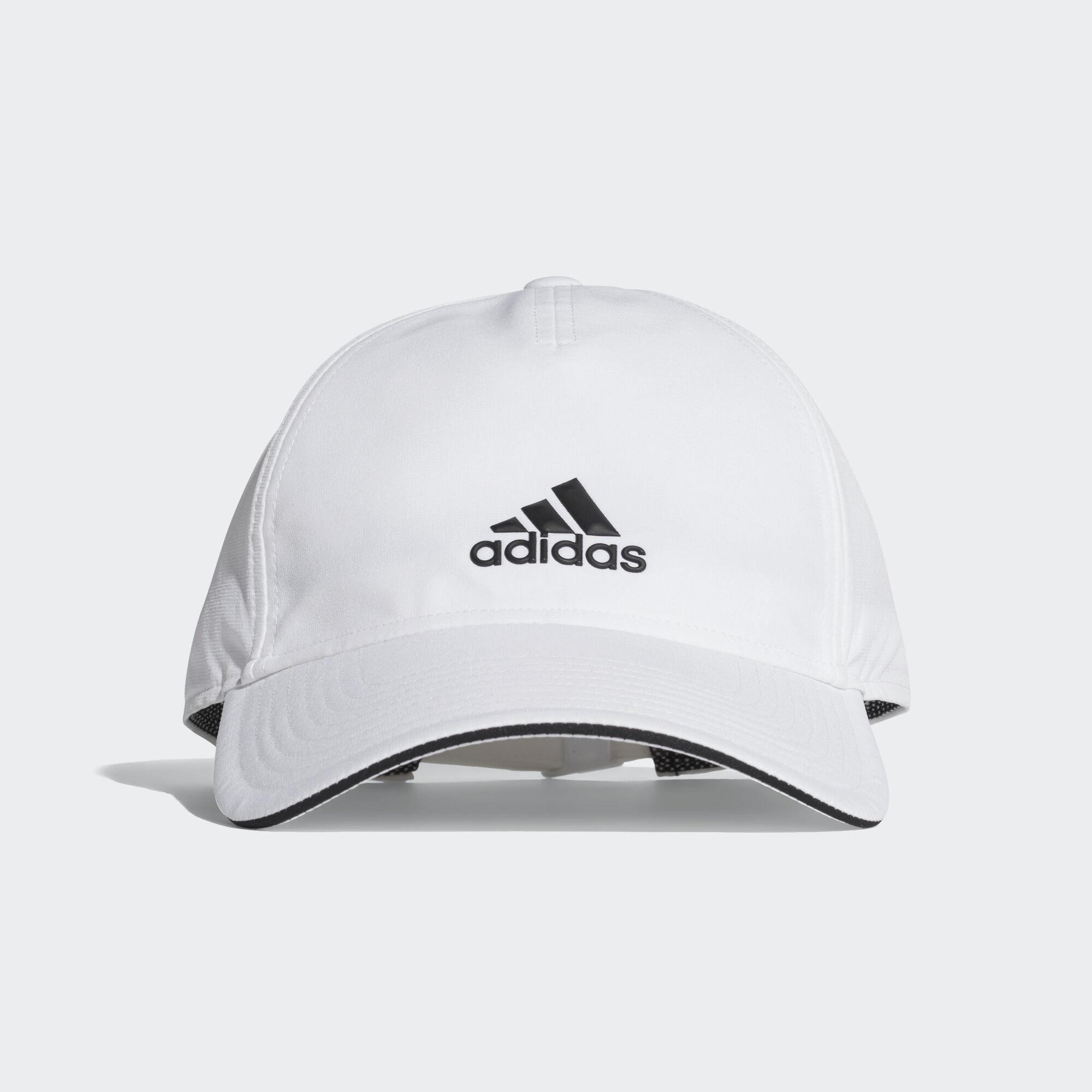 adidas - C40 Climalite Cap White Black Black CG1780 eb323d9d9e9