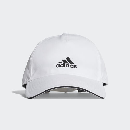 adidas - C40 Climalite Cap White/Black/Black CG1780