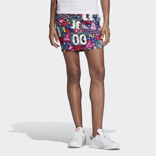 adidas - 3-Stripes Skirt Multicolor DV2674