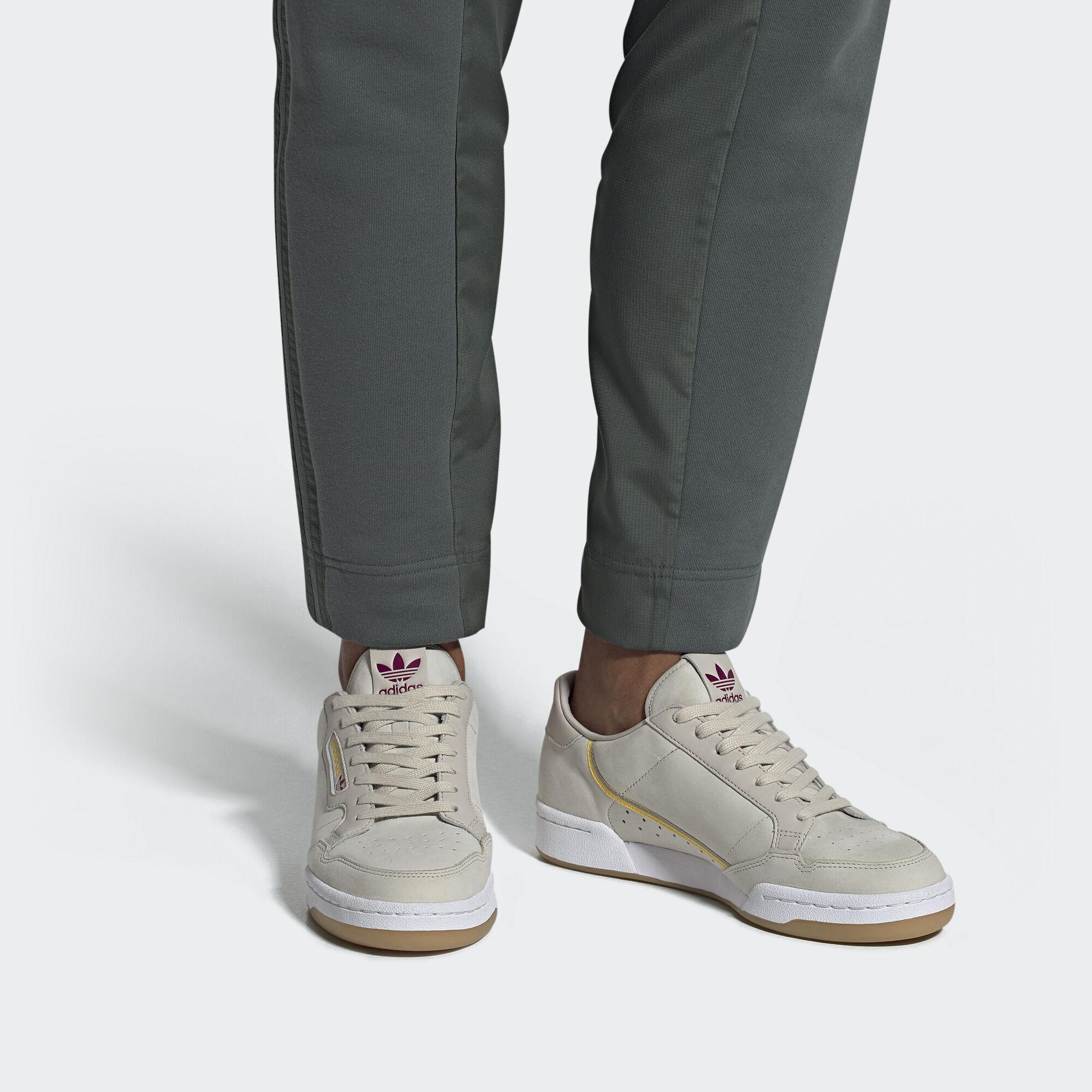 pretty nice 7c93a 11167 adidas Originals x TfL Continental 80 Schuh - weiß  adidas D