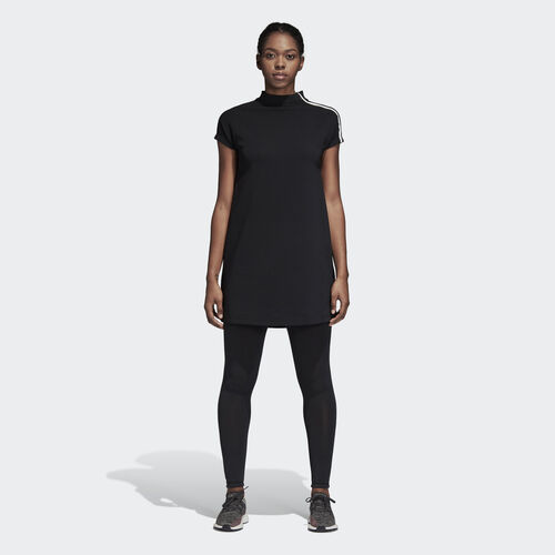 adidas - adidas Z.N.E. Long Tee Black CW5742
