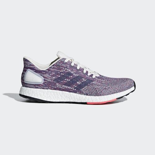 adidas - Pureboost DPR Shoes Cloud White / Raw Indigo / Shock Red F36447