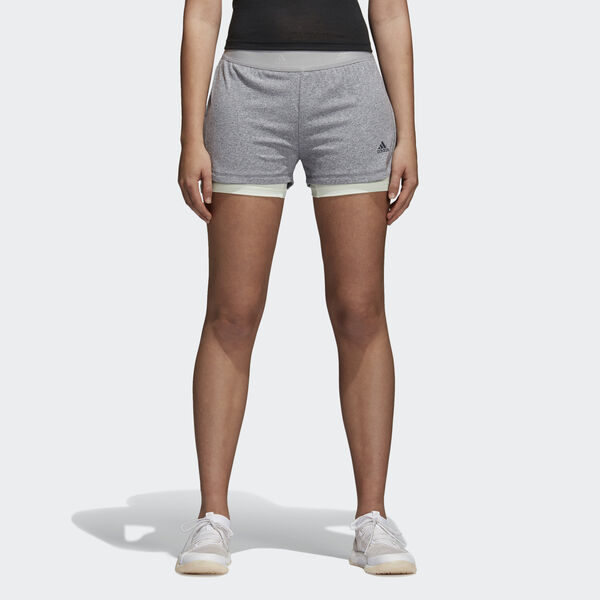 Two-in-One Shorts Γκρι CD3078