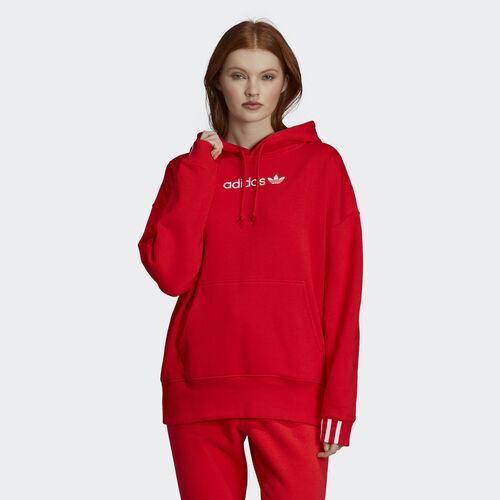 adidas - Coeeze Hoodie Active Red DU7183