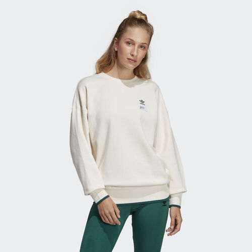 adidas - Sweatshirt Chalk White DU9889