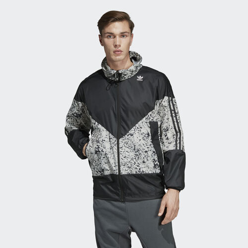 adidas - adidas PT3 Karkaj Windbreaker Black / Off White DV1965