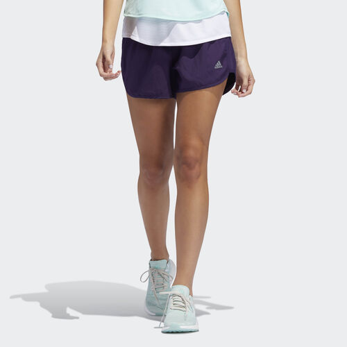 adidas - Marathon 20 Shorts Legend Purple / Legend Purple DQ2639