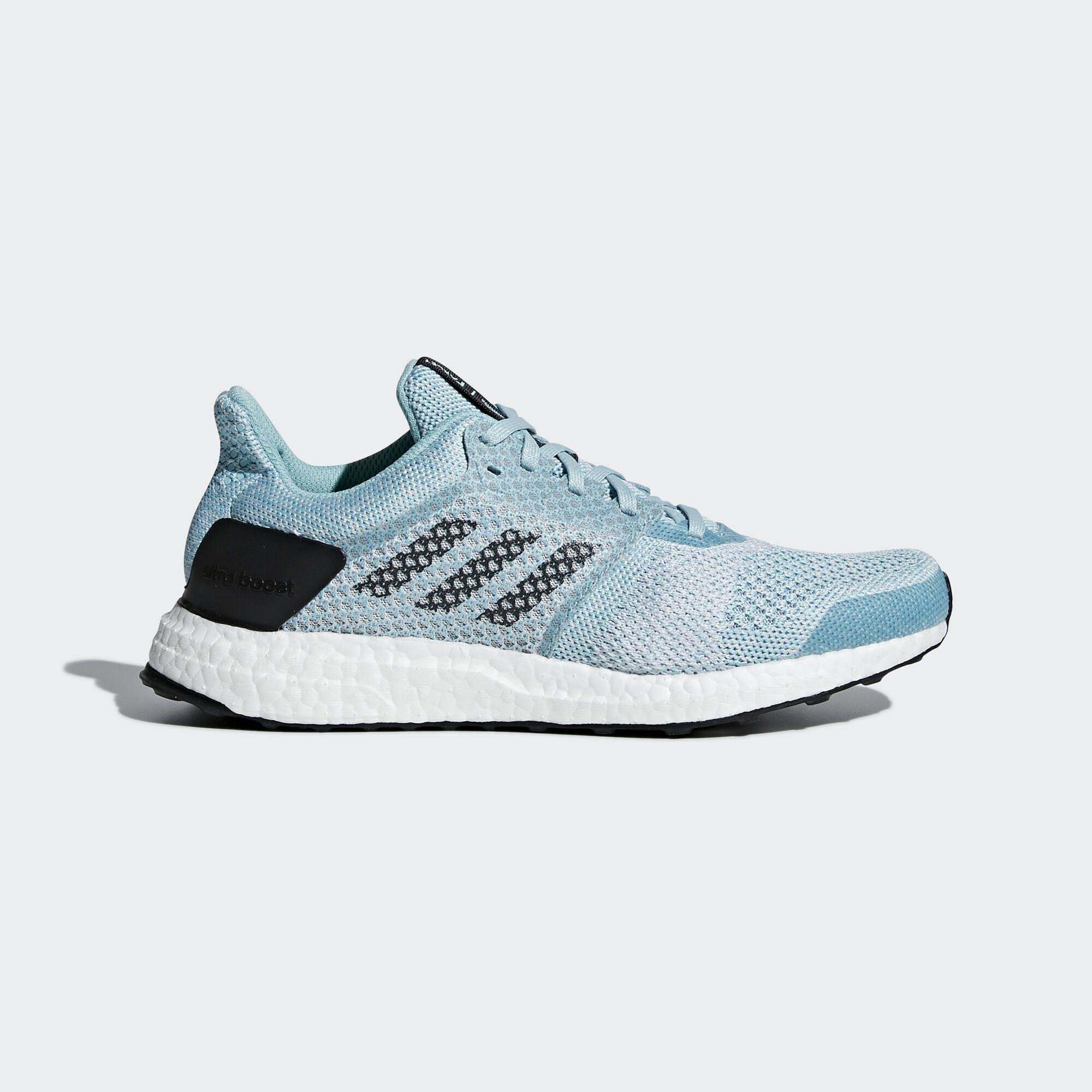 Adidas Ultraboost St Parley Shoes Blue Adidas Regional