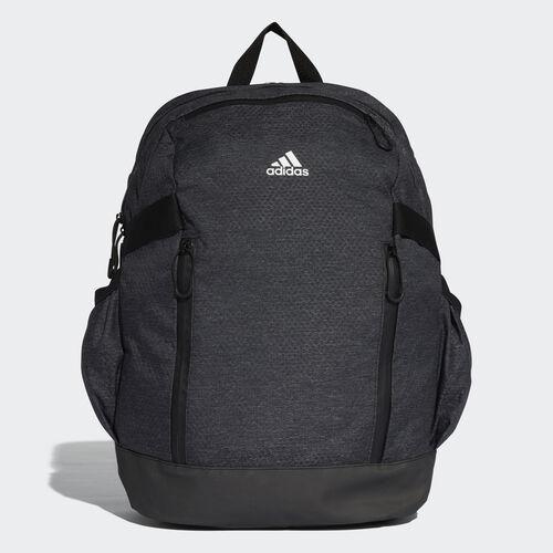 adidas - Power Urban Backpack Black / Black / White DM7689
