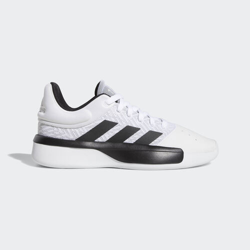adidas - Pro Adversary Low 2019 Shoes Ftwr White / Core Black / Grey Four CG7098