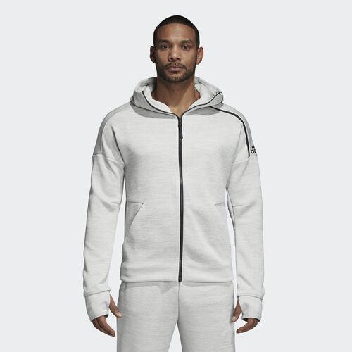 adidas - adidas Z.N.E. Fast Release Hoodie Zne Htr/Ash Silver CY9904