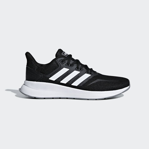 adidas - Runfalcon Shoes Core Black / Ftwr White / Grey Three F36218