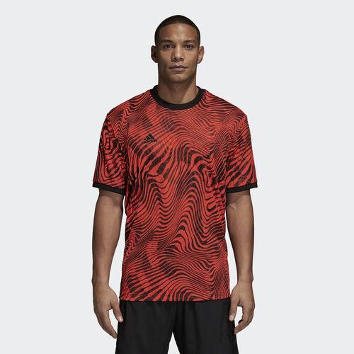 adidas - Tango Jersey Hi-Res Red CW7397