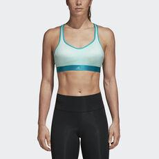 f0c793069c52 adidas - Sutiã Costas de Nadadora Stronger For It Clear Mint   Hi-Res Aqua  ...