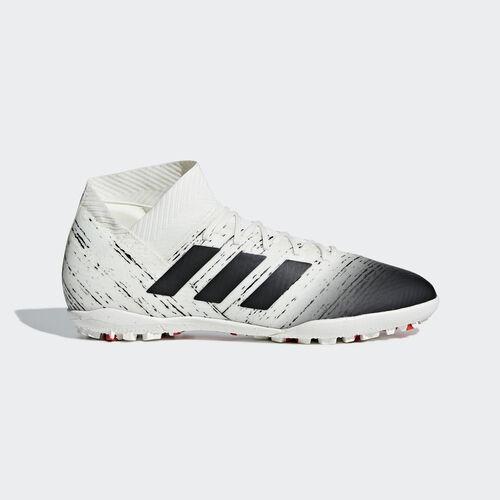 adidas - Nemeziz Tango 18.3 Turf Boots Off White / Core Black / Active Red D97986