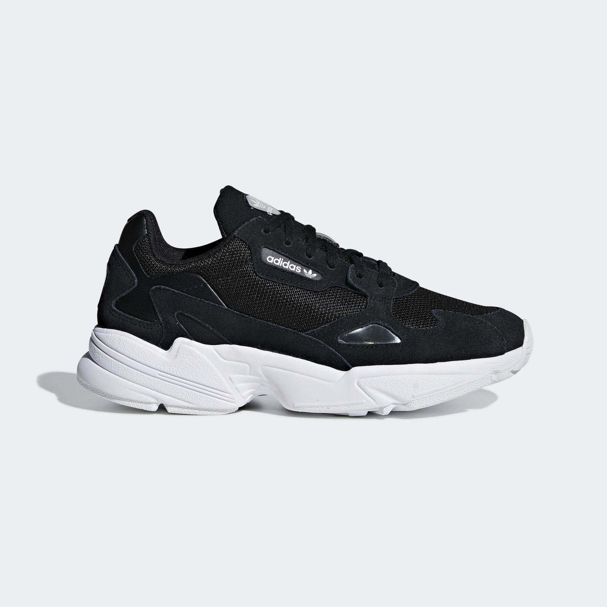fff833936dd adidas - Falcon Shoes Core Black   Core Black   Ftwr White B28129