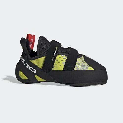 adidas - Five Ten Quantum VCS Climbing Shoes Semi Solar Yellow / Core Black / Red BC0830