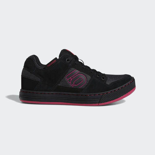 adidas - Five Ten Mountain Bike Freerider Shoes Black / Core Black / Vivid Berry BC0784